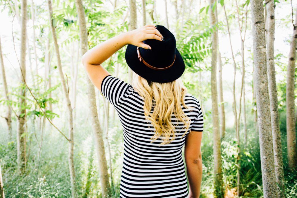 colore vacanza montagna cappello