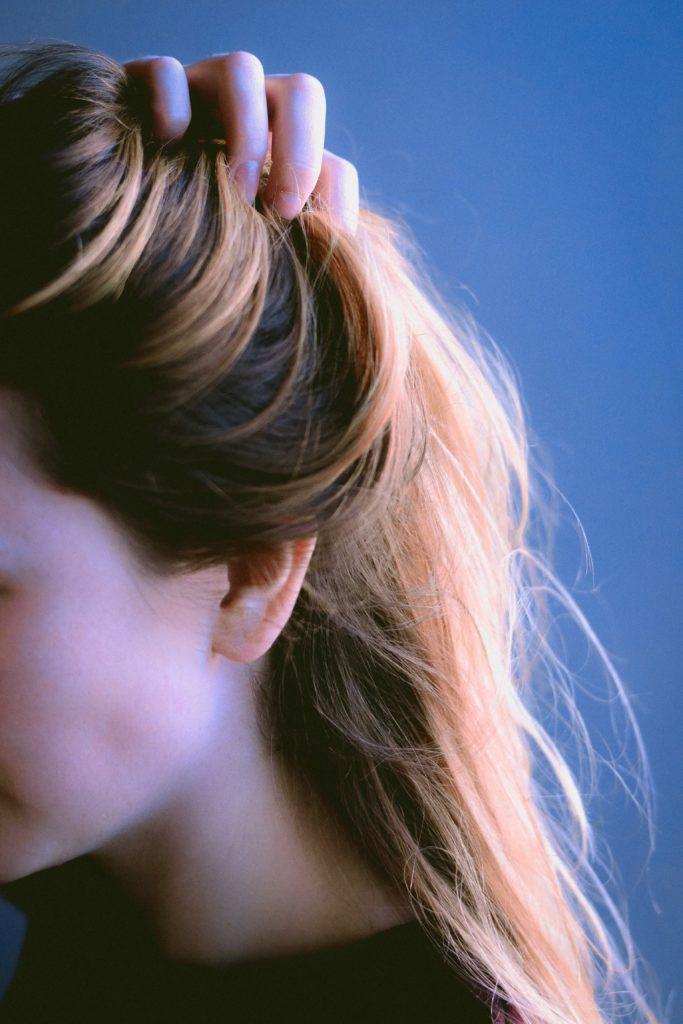 capelli sfruttati capelli danneggiati
