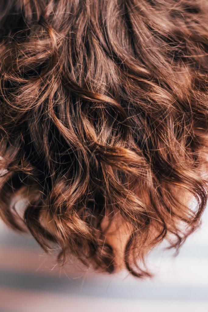 capelli sani e curati